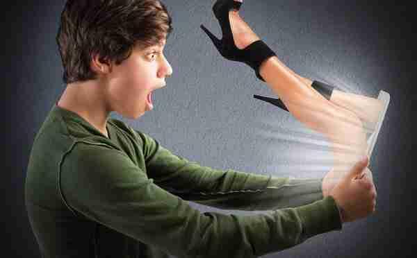 Cybersex le nuove forme di dipendenza sessuale