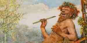 Attacco di panico - origine Panico da Dio Pan